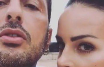 """Fabrizio Corona: """"Con Nina Moric siamo tornati una famiglia"""""""