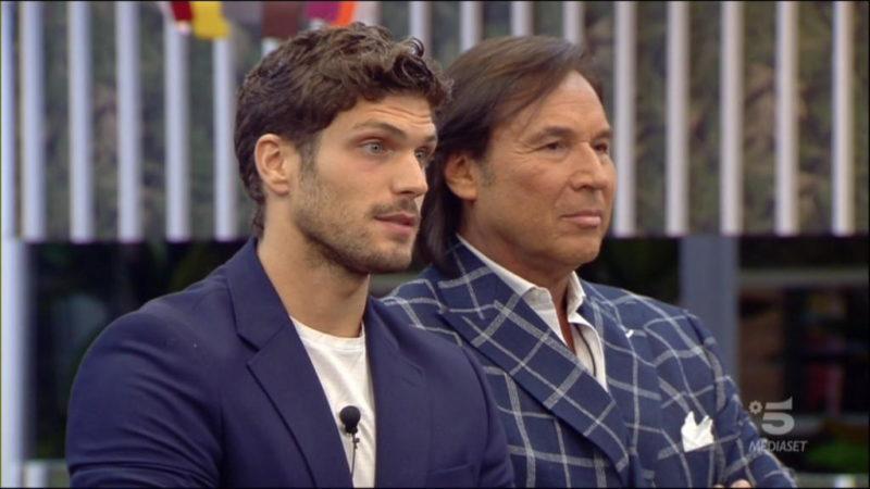 """""""Grande Fratello Vip"""", Valerio Merola è il secondo concorrente eliminato"""
