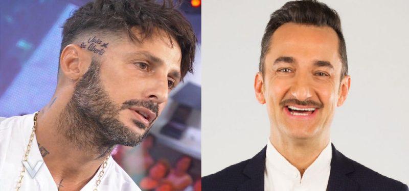 """Corona risponde all'attacco di Nicola Savino: """"Nano, ti ricordi quando mio padre…"""""""