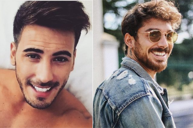 Uomini e donne: Andrea Cerioli e Ivan Gonzales i nuovi tronisti