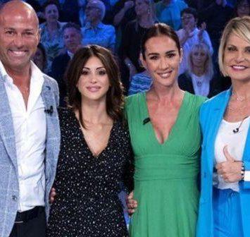 """Simona Ventura: """"Con Stefano Bettarini basta guerre, ci vogliamo bene"""""""
