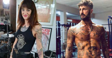 Asia Argento e Fabrizio Corona: che coppia!