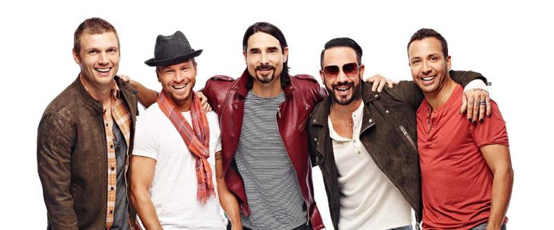 I Backstreet Boys : unica data italiana a Milano!
