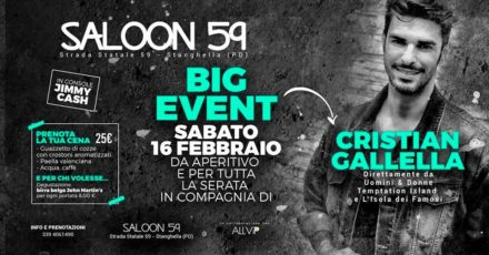16.02.019 CRISTIAN GALLELLA @ SALOON 59 (PD)