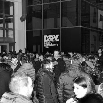 """Successo con Luca Dorigo per il primo evento """"Vip"""" al Dry…"""
