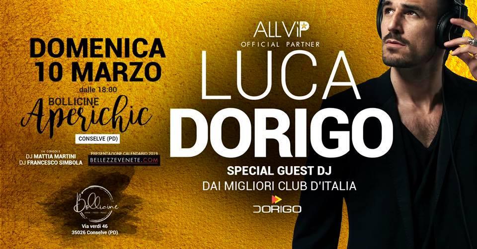 Calendario Luca Dorigo.10 03 019 Luca Dorigo Bollicine Pd All Vip Blog