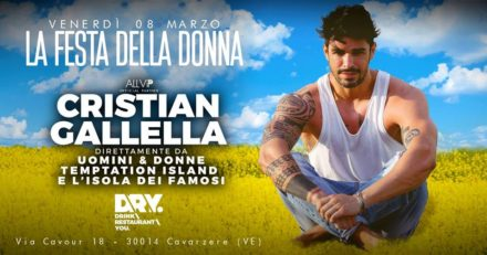 08.03.019 CRISTIAN GALLELLA @ DRY (VE)
