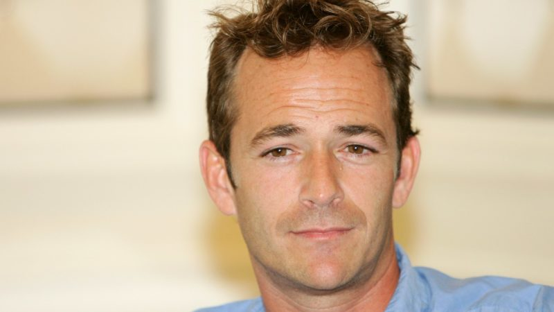 "Morto Luke Perry, addio all'attore di ""Beverly Hills 90210"""