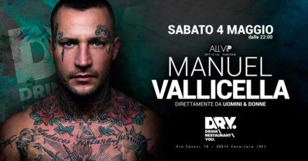 04.05.019 MANUEL VALLICELLA @ DRY (VE)