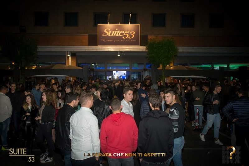 Manuel Vallicella fa sold out alla Suite 53 di Piove di Sacco…